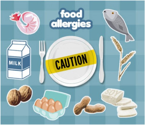 Información Alergias e Intolerancias