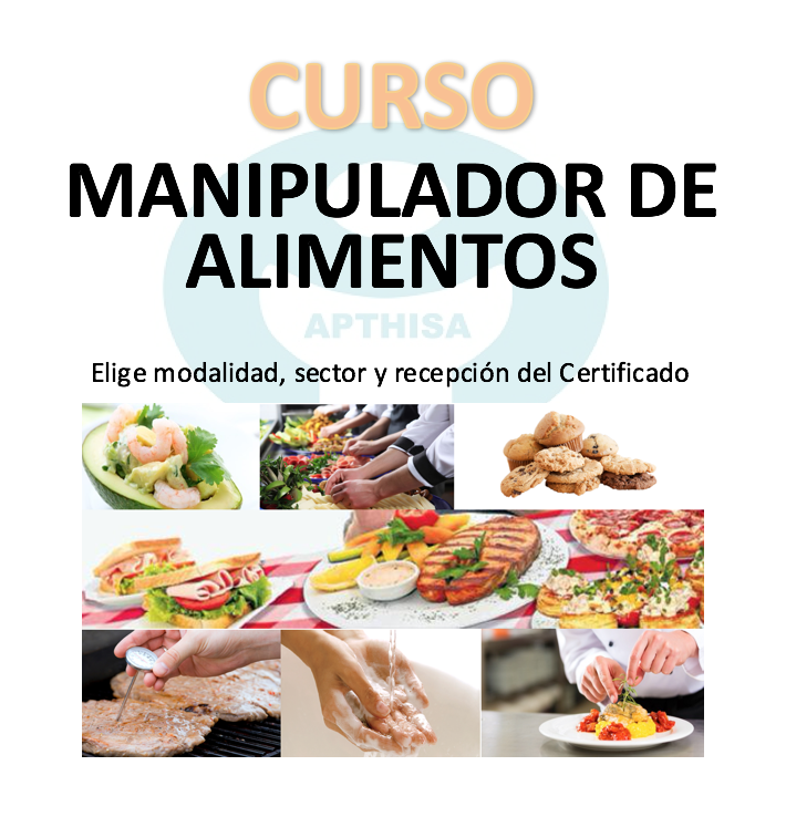 Curso Presencial Manipulador de Alimentos